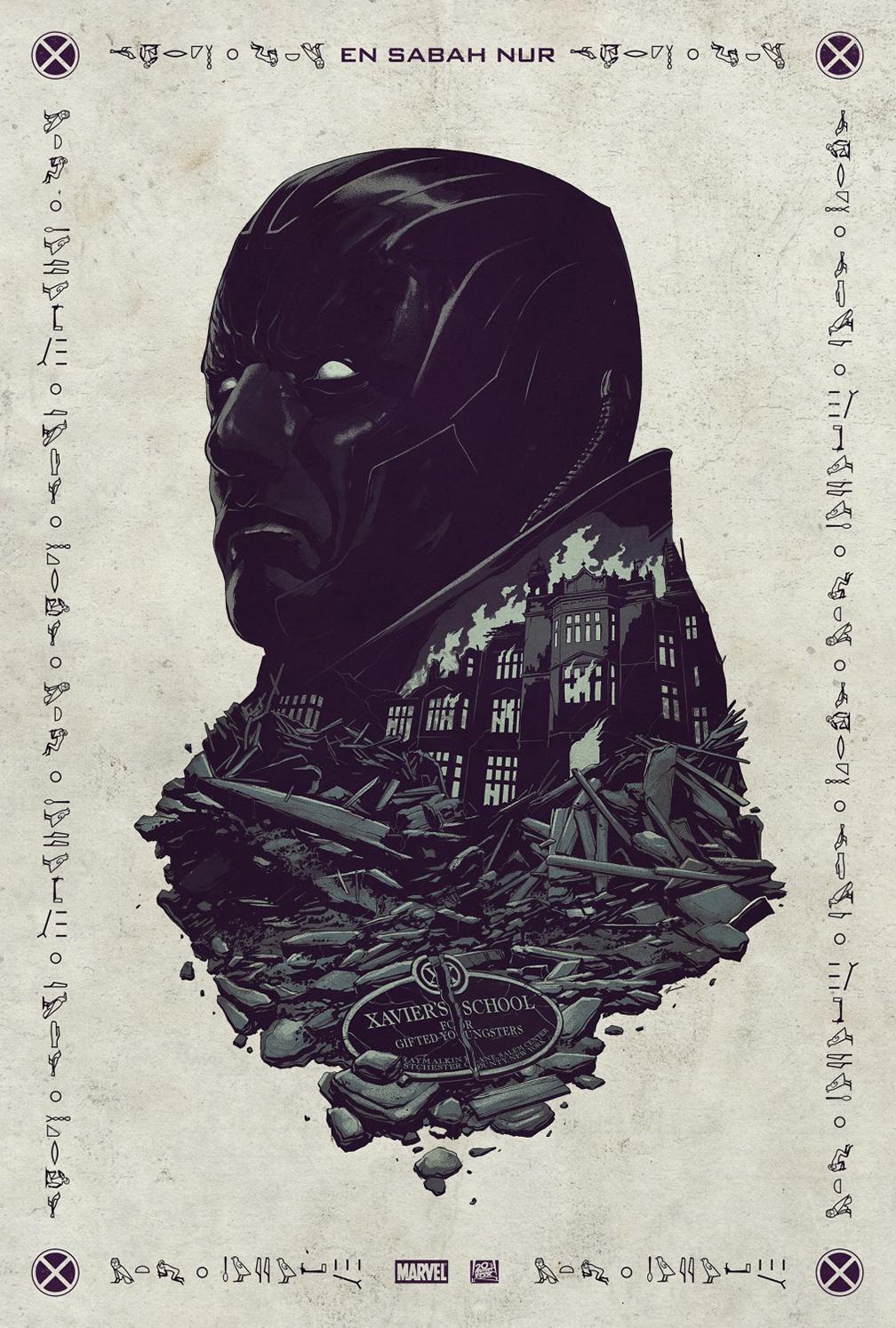 X-Men: Apocalypse Poster #2