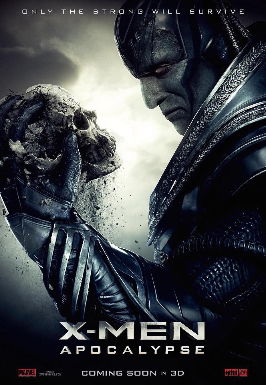 X-Men: Apocalypse Poster #3