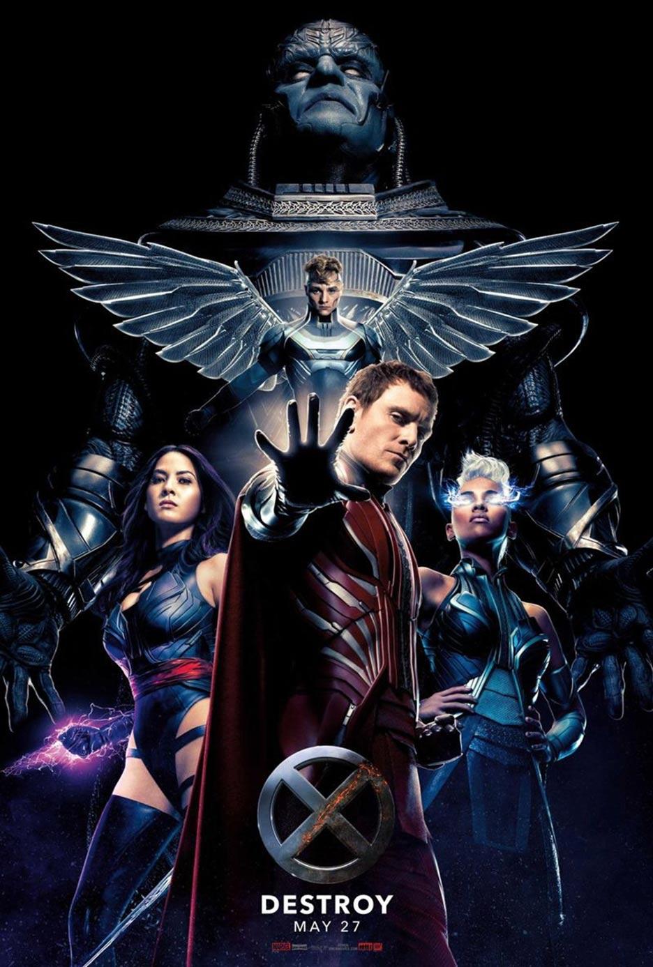 X-Men: Apocalypse Poster #4