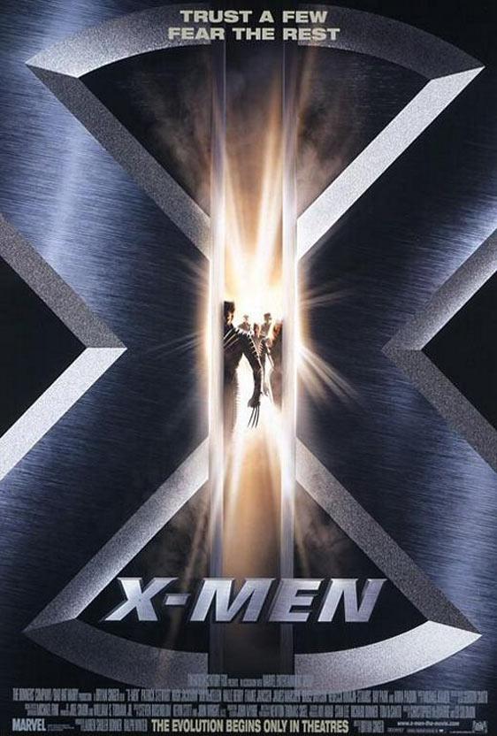 X-Men Poster #1