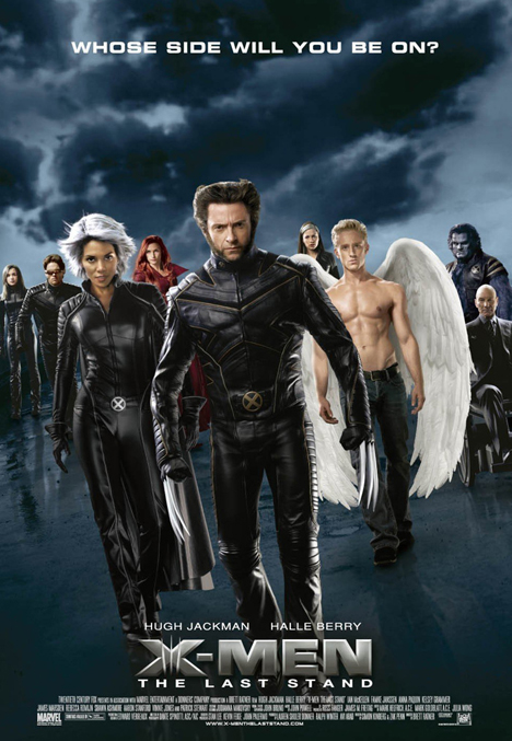X-Men: The Last Stand Poster #2