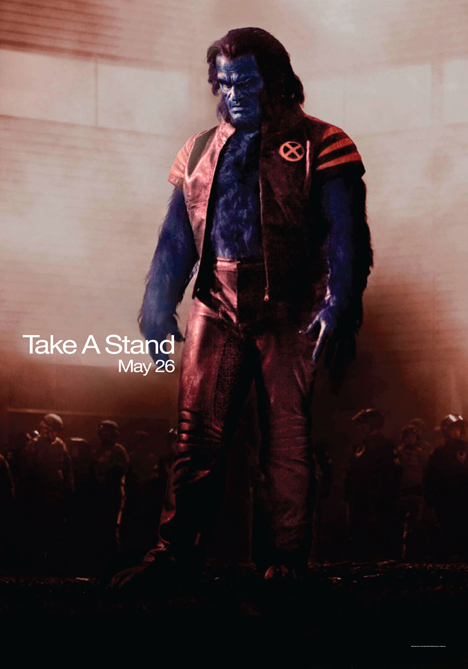 X-Men: The Last Stand Poster #4