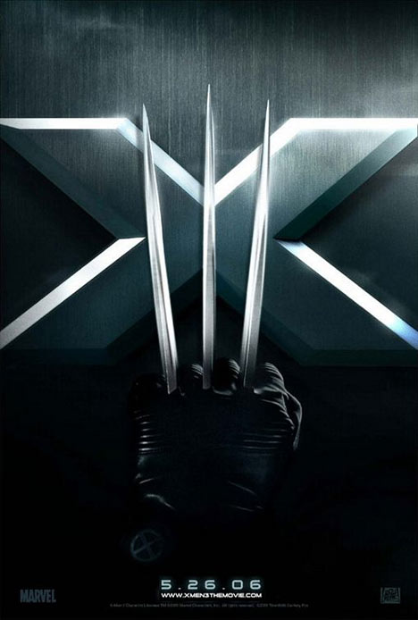 X-Men: The Last Stand Poster #1