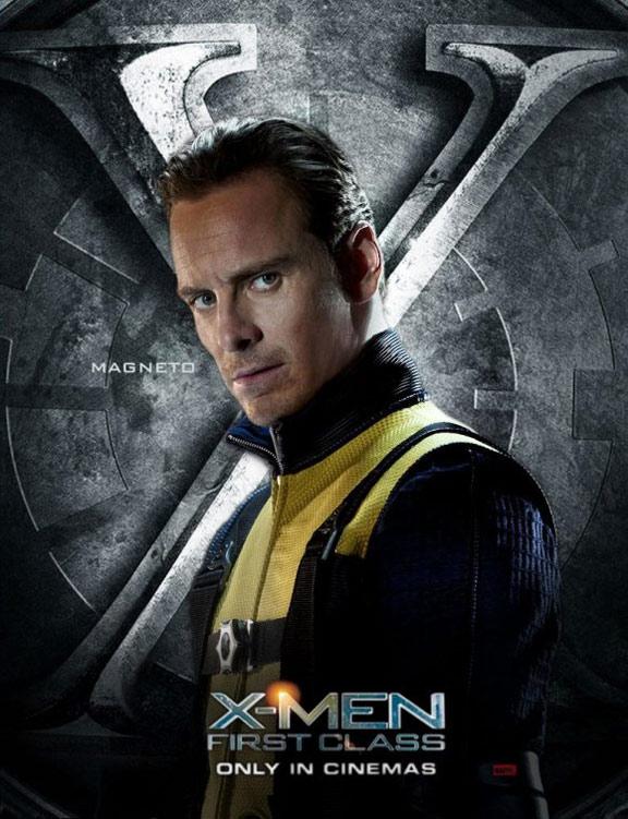 X-Men: First Class Poster #10