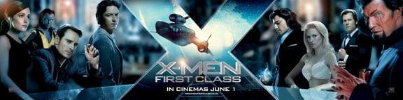 X-Men: First Class Poster #8