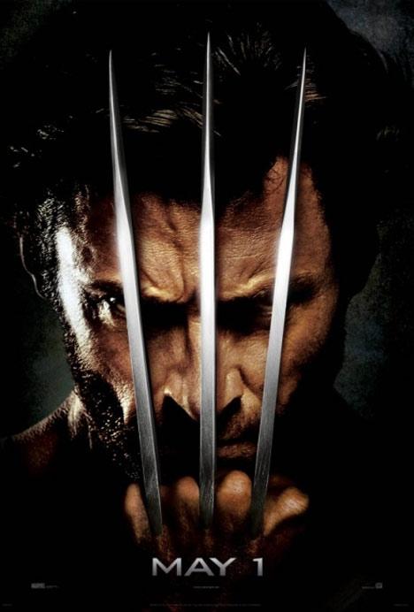 X-Men Origins: Wolverine Poster #1