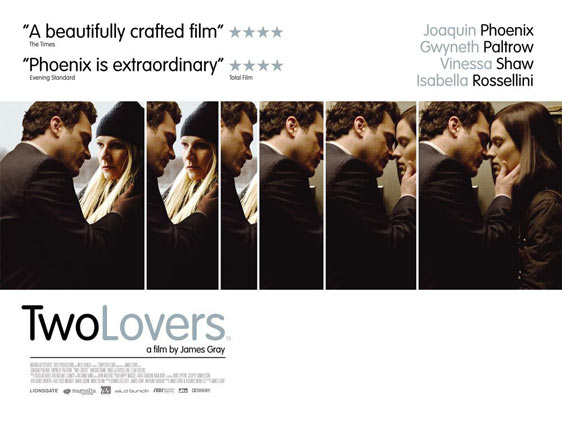Two Lovers Poster #4