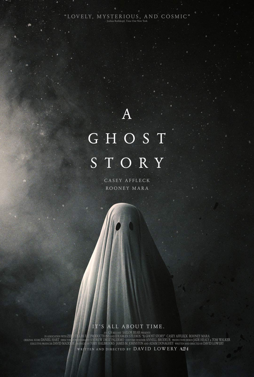 A Ghost Story Poster #1