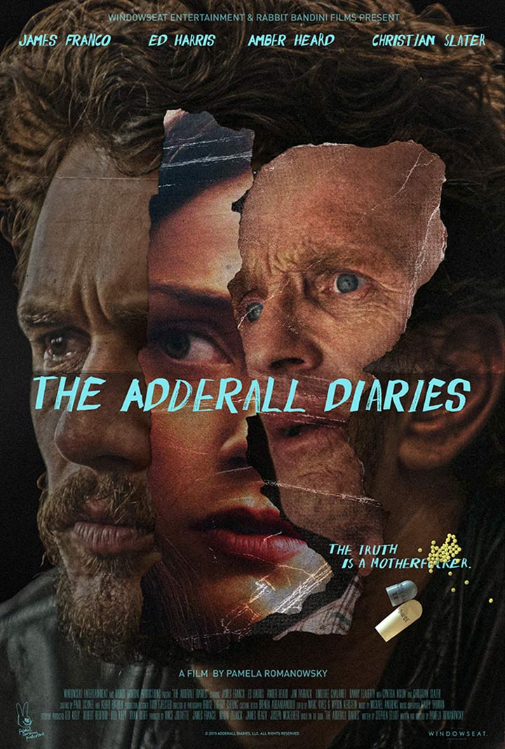 The Adderall Diaries Poster #1