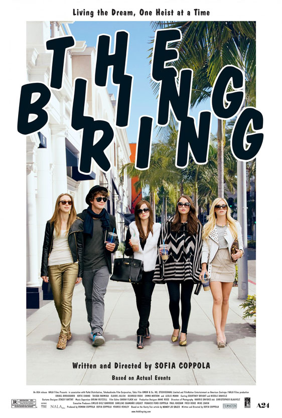 The Bling Ring Poster #2