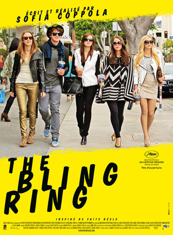The Bling Ring Poster #3
