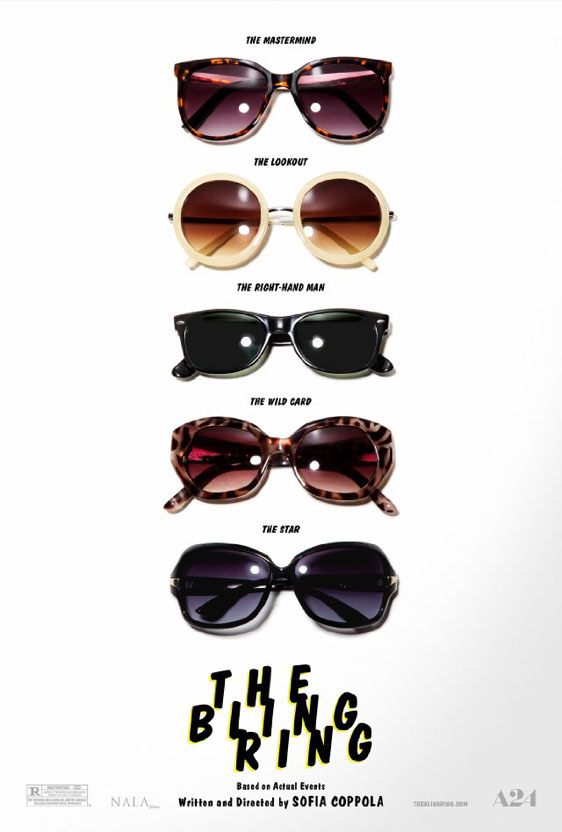 The Bling Ring Poster #1