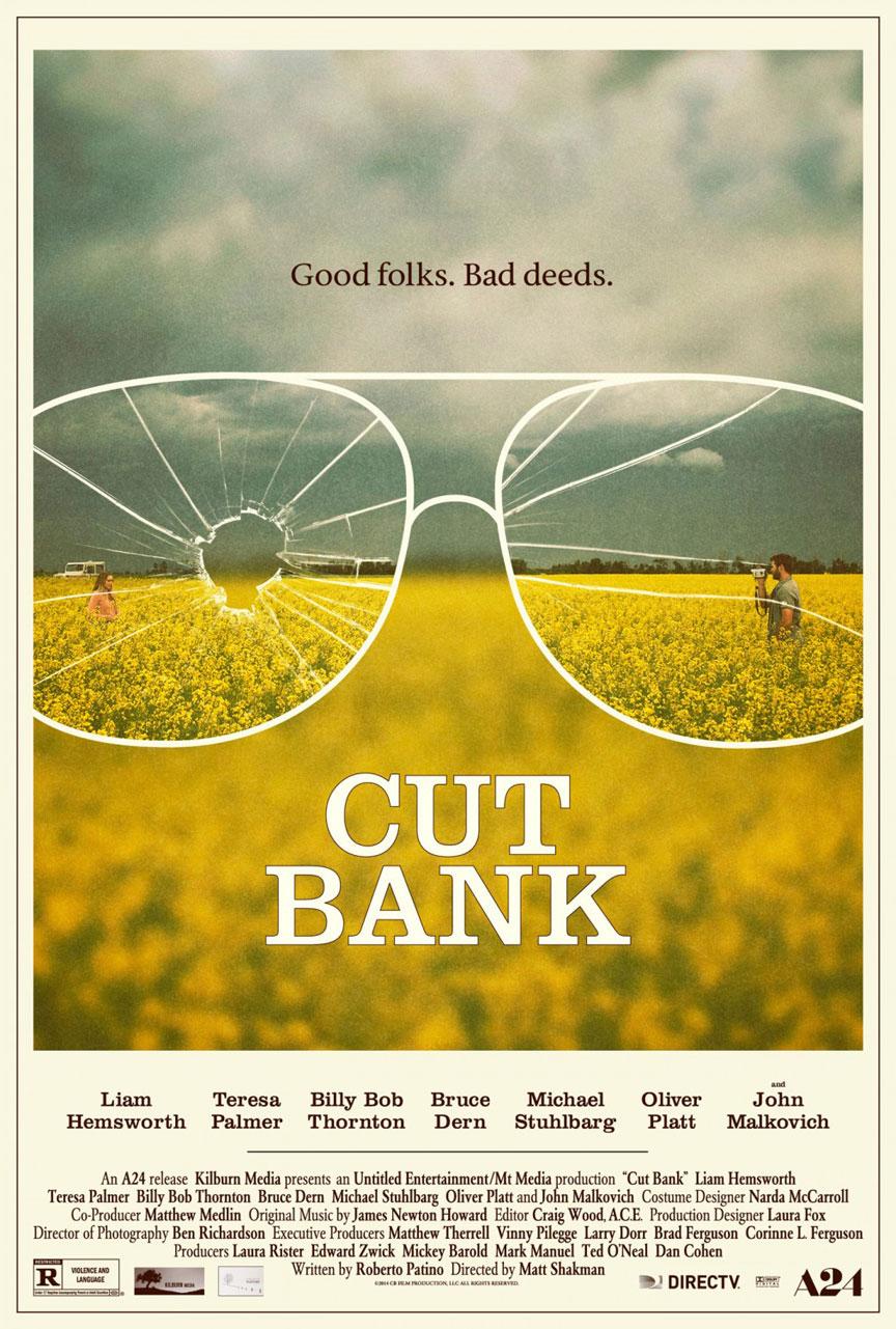 Cut Bank Poster #1