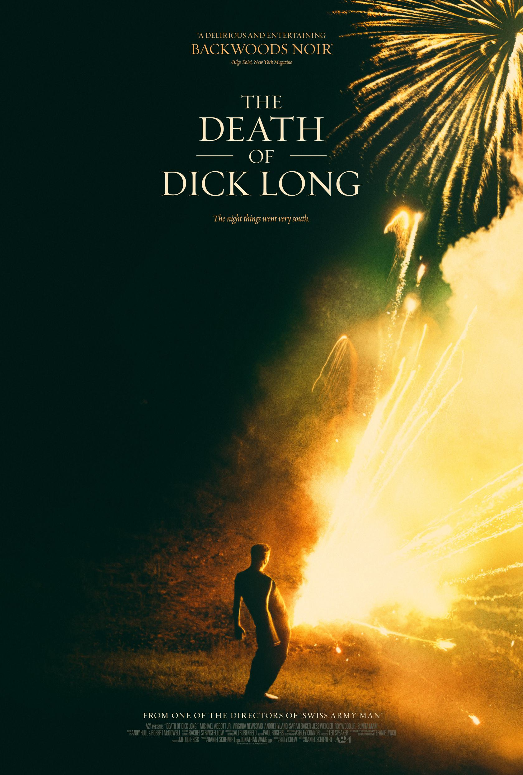 The Death of Dick Long Poster #1