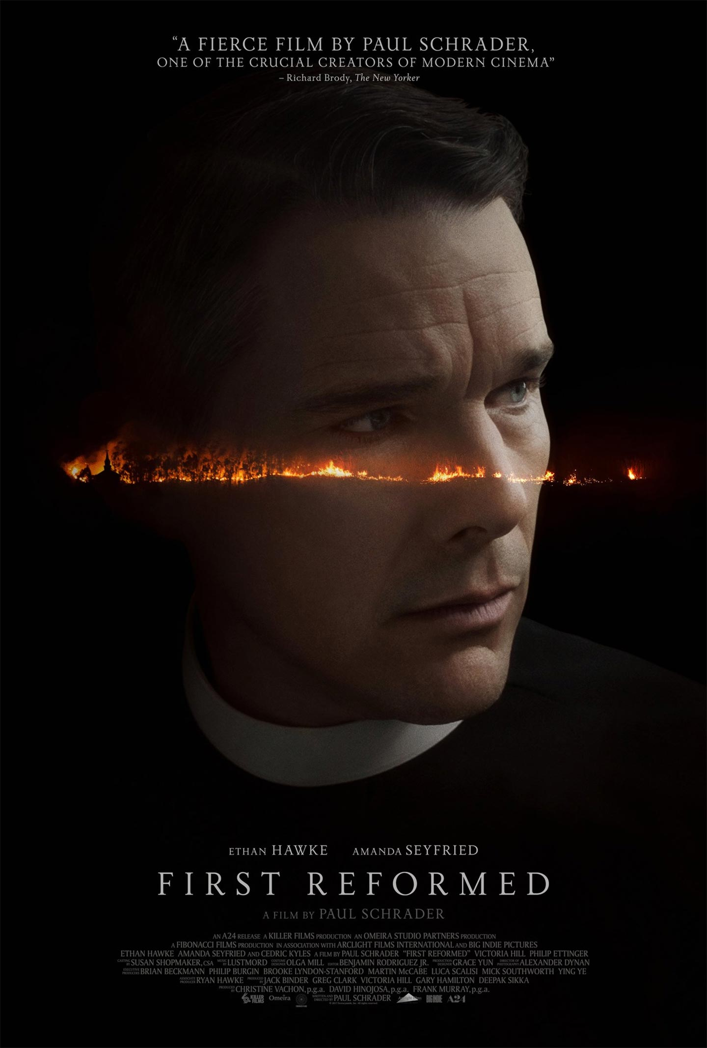 First Reformed Poster #1