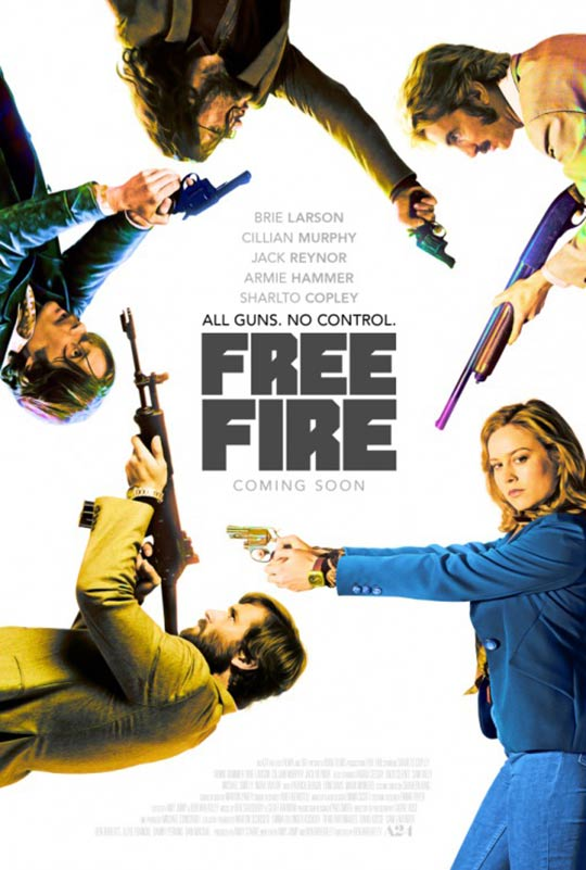 Free Fire Poster #12