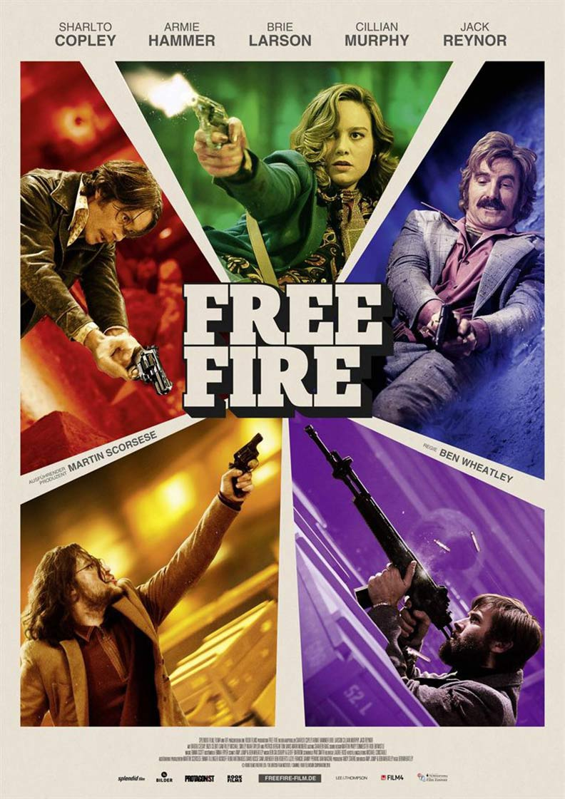 Free Fire Poster #15