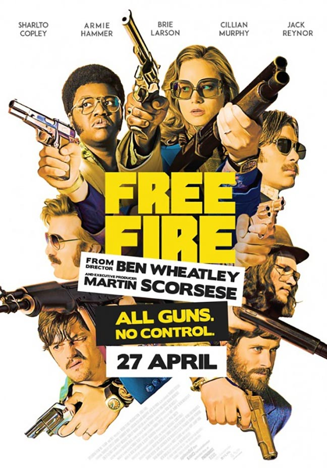 Free Fire Poster #17
