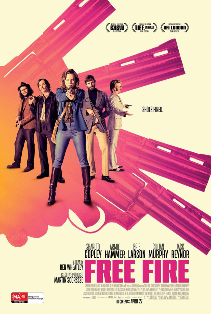Free Fire Poster #18