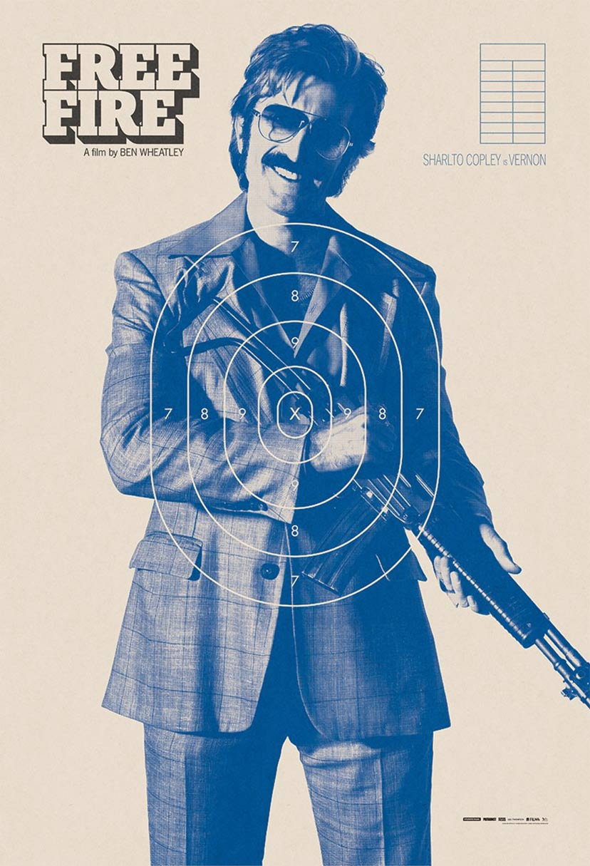 Free Fire Poster #3