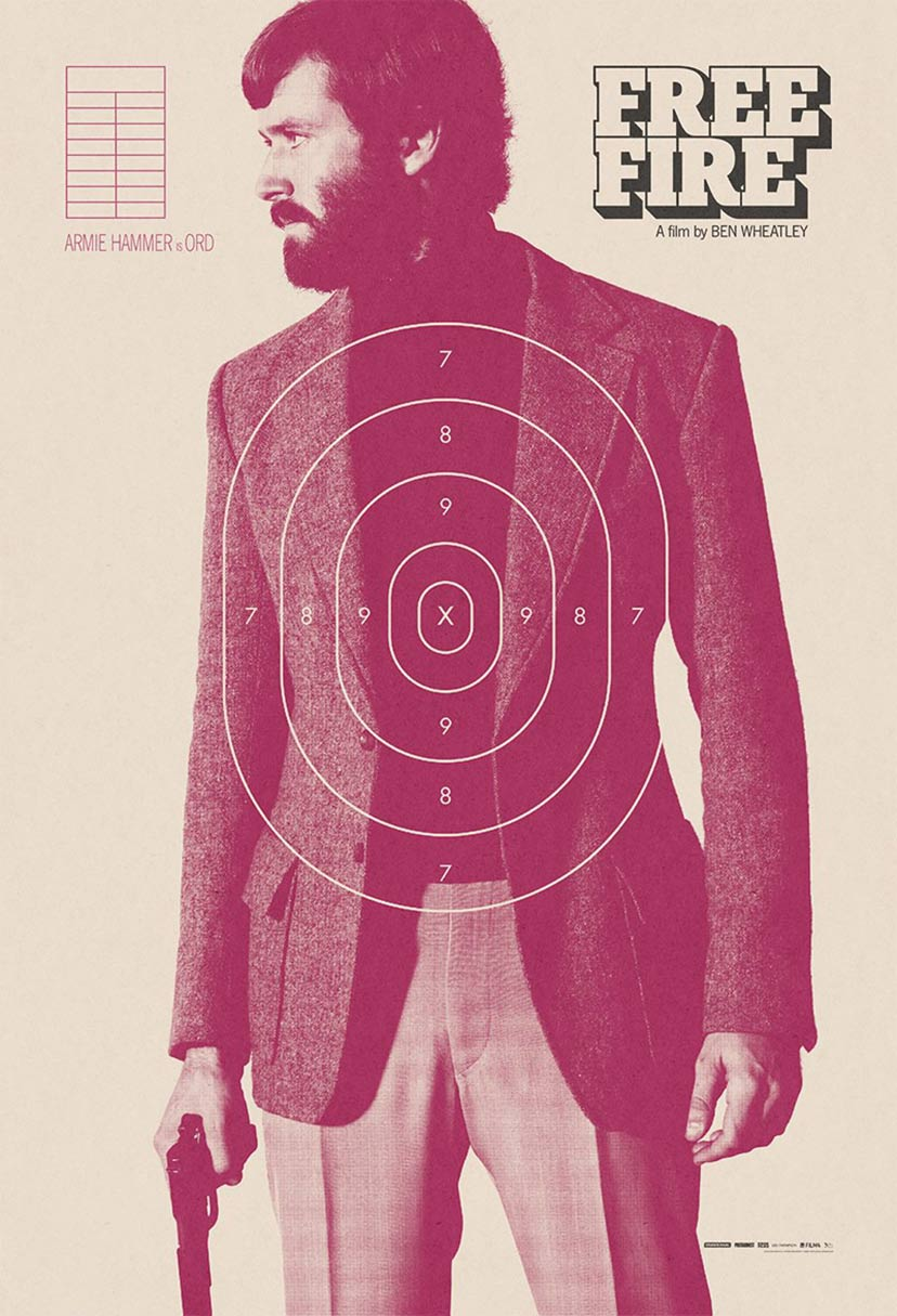 Free Fire Poster #4