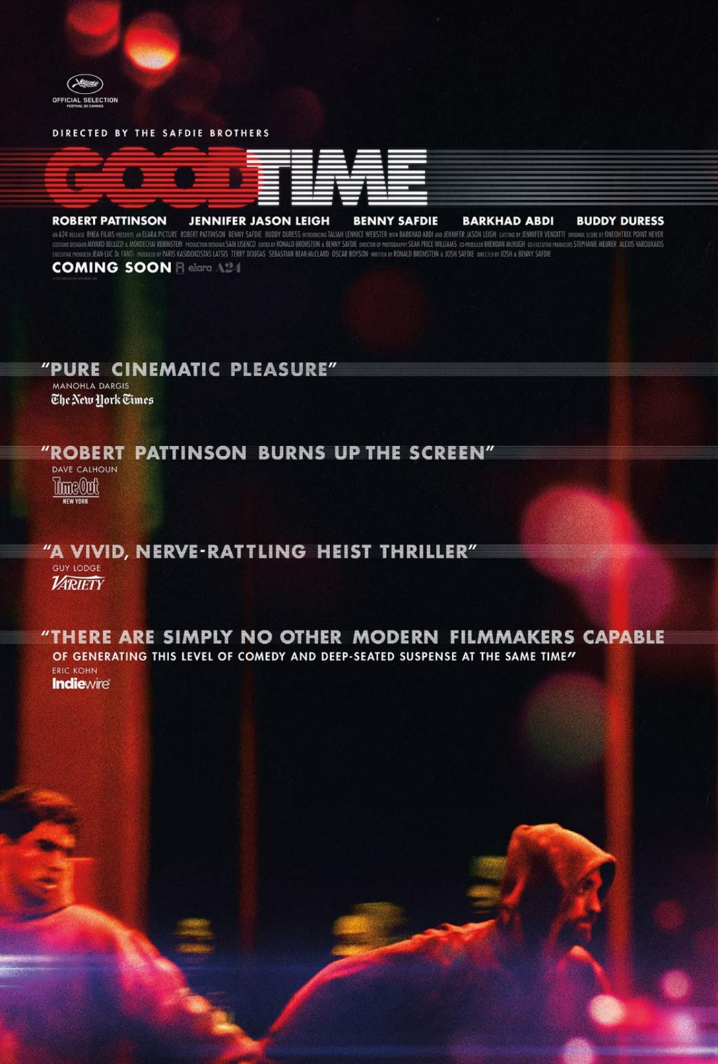 Good Time Poster #2