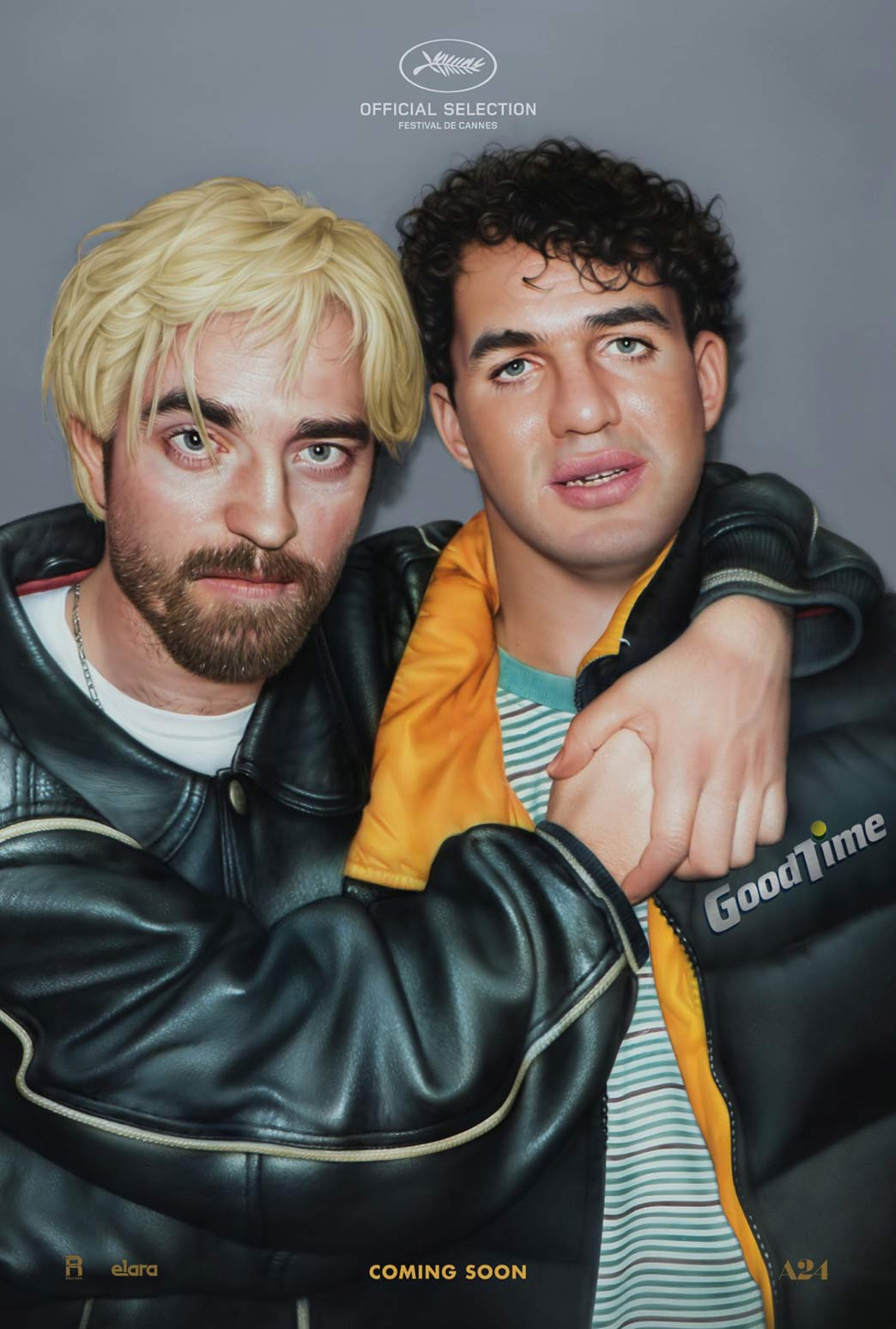 Good Time Poster #3