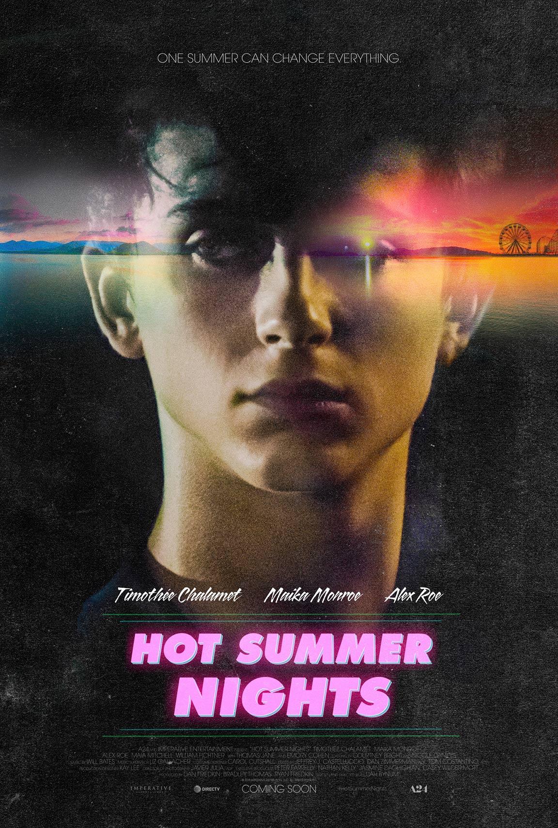 Hot Summer Nights Poster #1