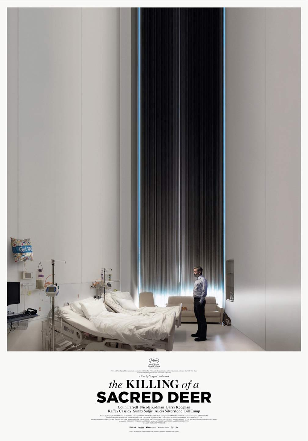 The Killing of a Sacred Deer Poster #1