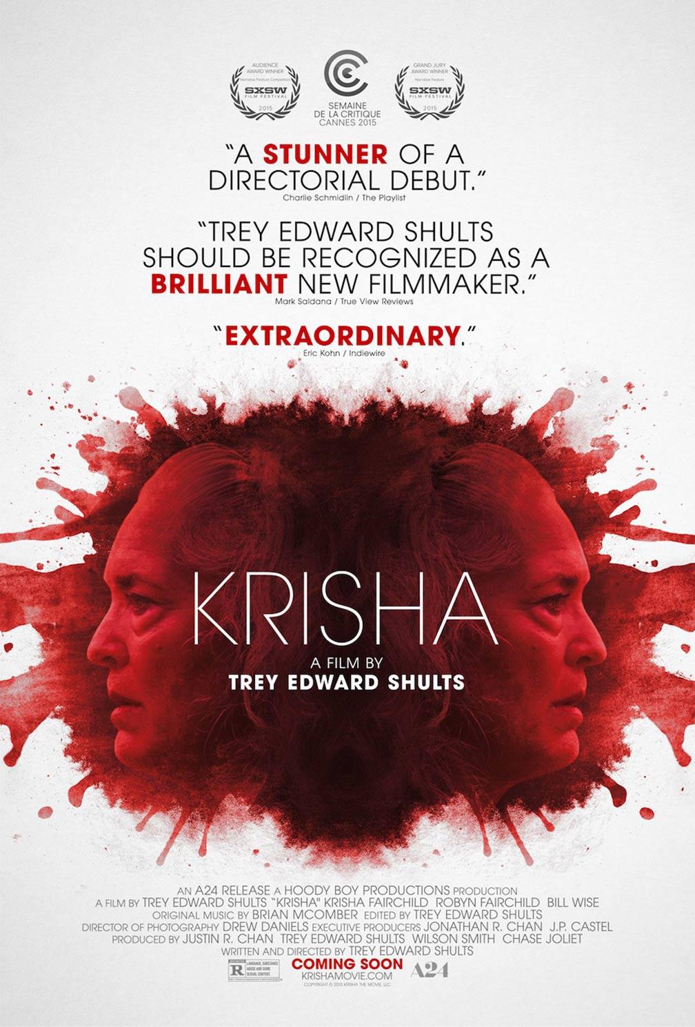 Krisha Poster #1