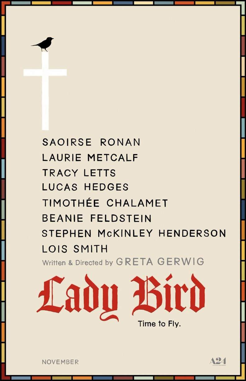 Lady Bird Poster #1