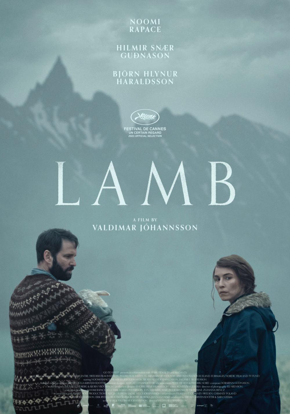 Lamb Poster #1