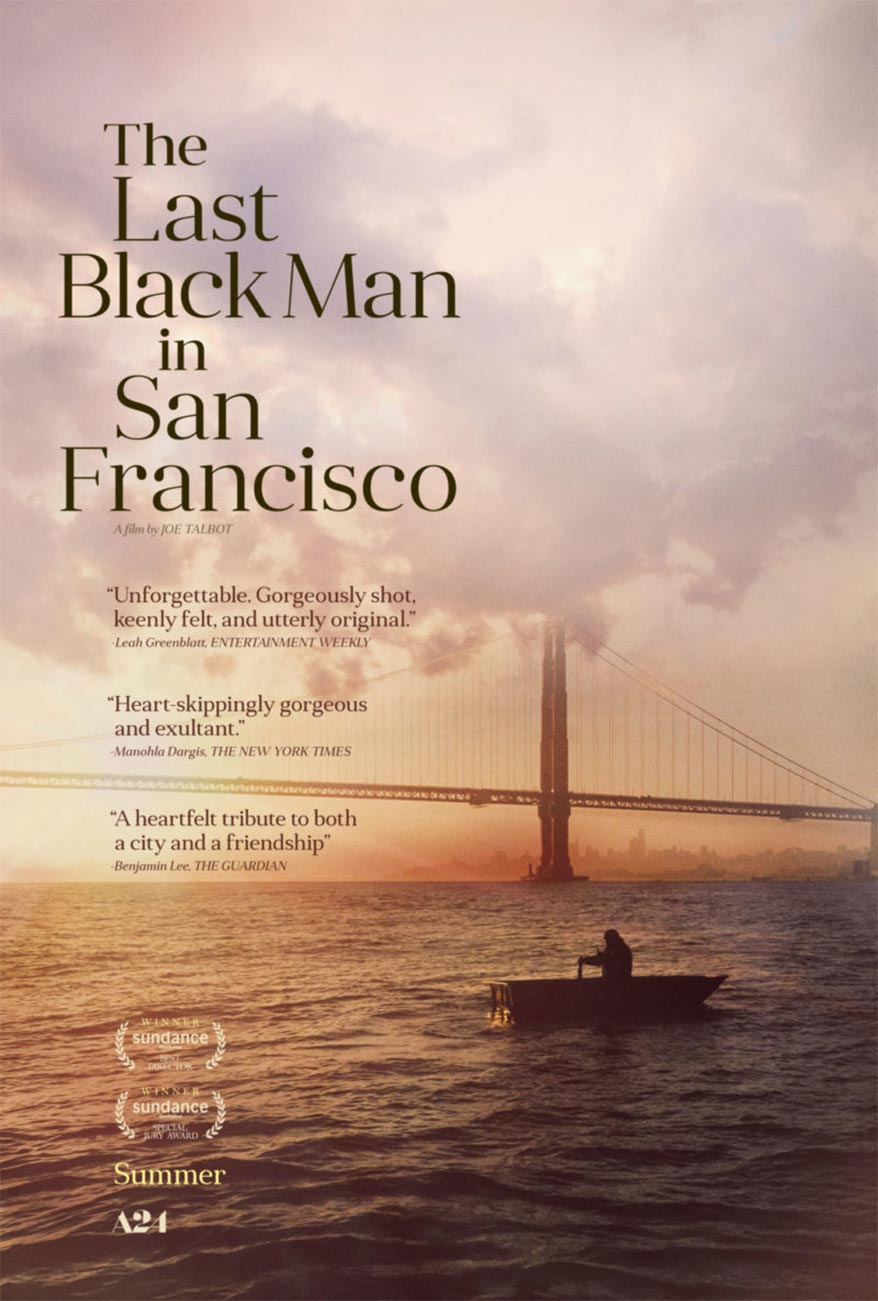 The Last Black Man in San Francisco Poster #1