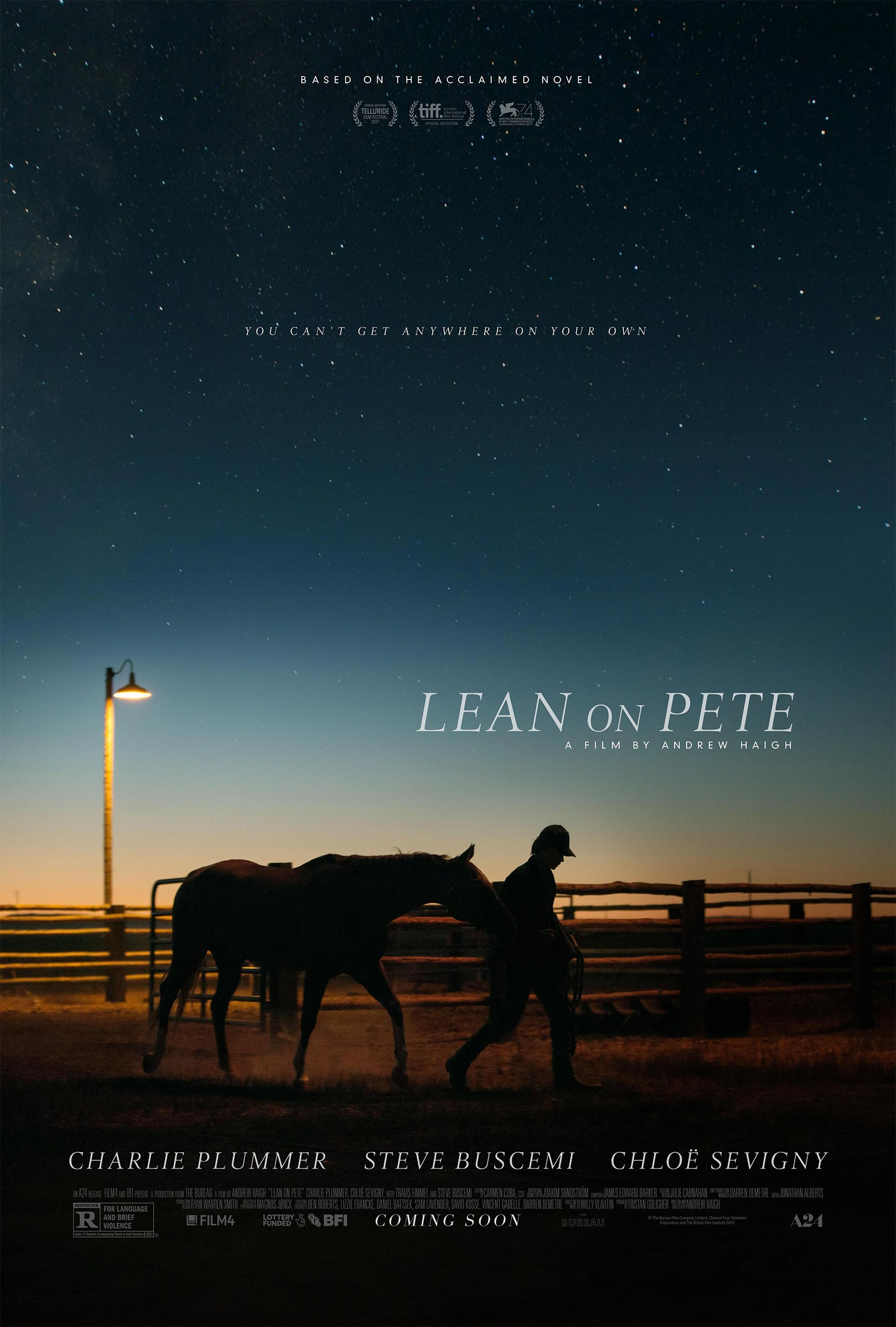 Lean on Pete Poster #1