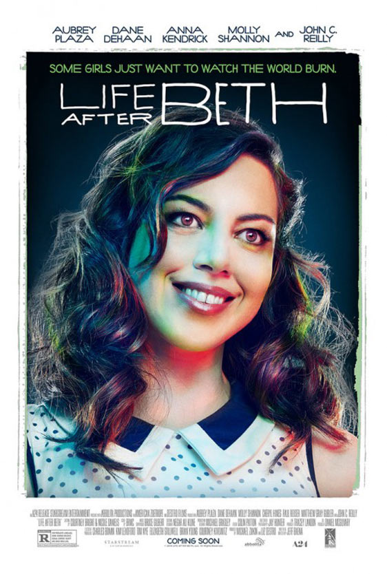 Life After Beth Poster #1