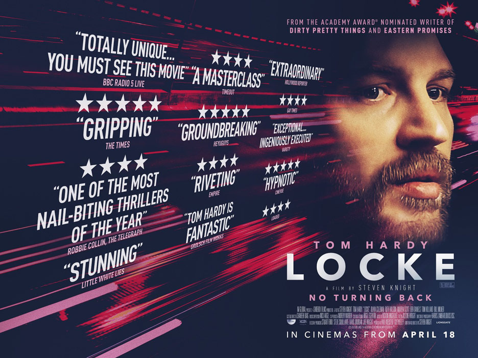 Locke Poster #1
