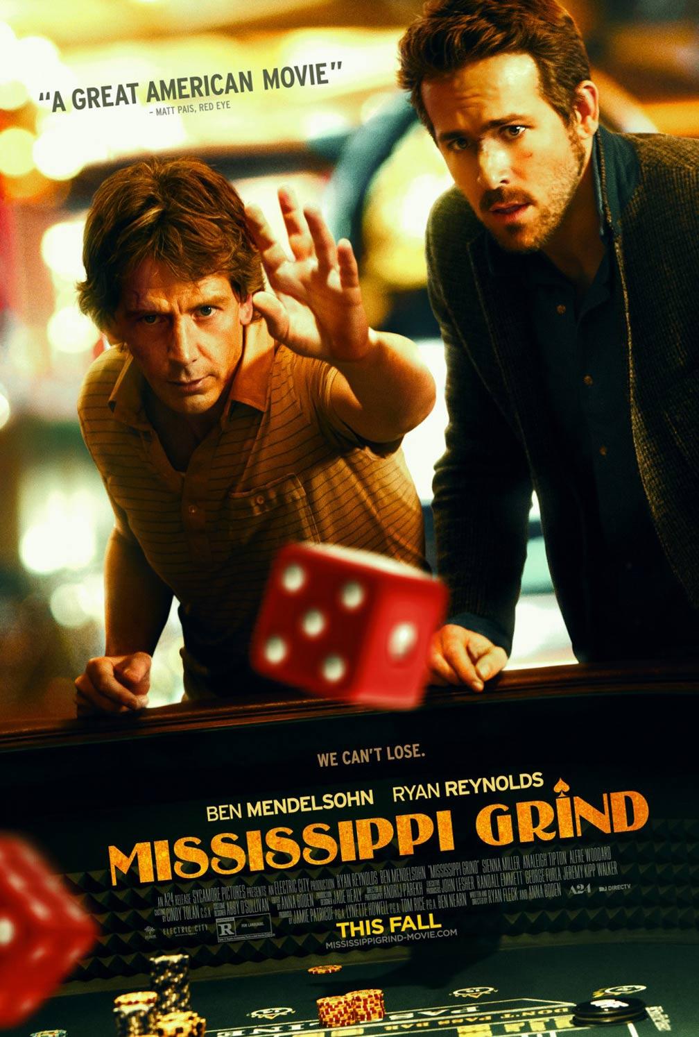 Mississippi Grind Poster #1