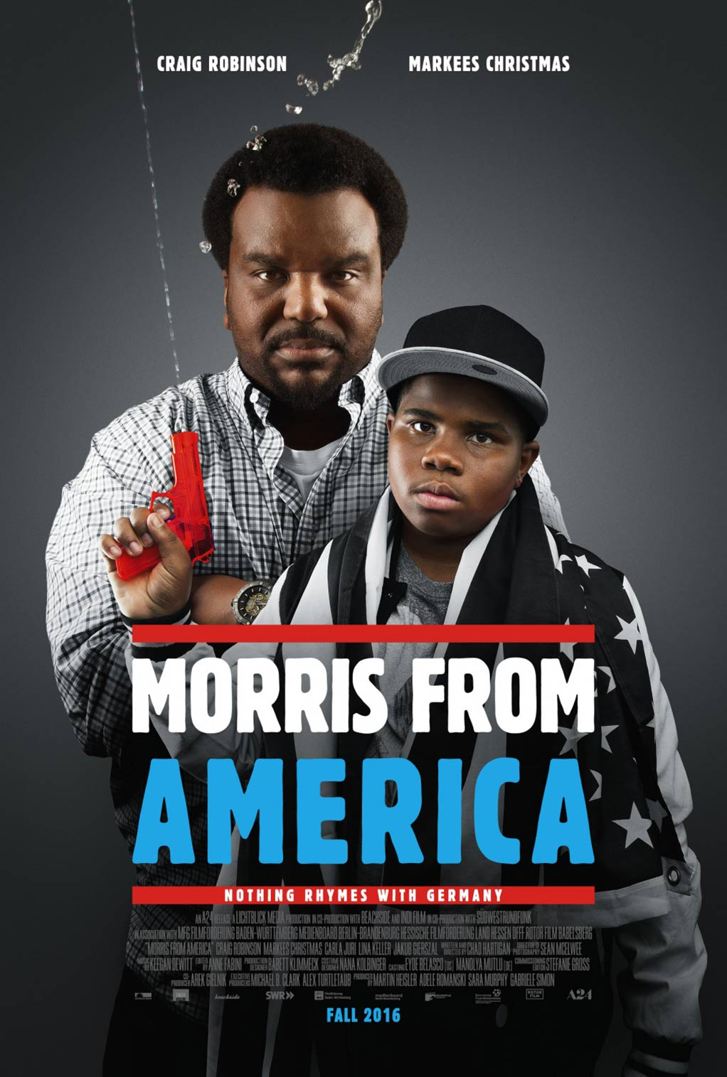 Morris from America Poster #1