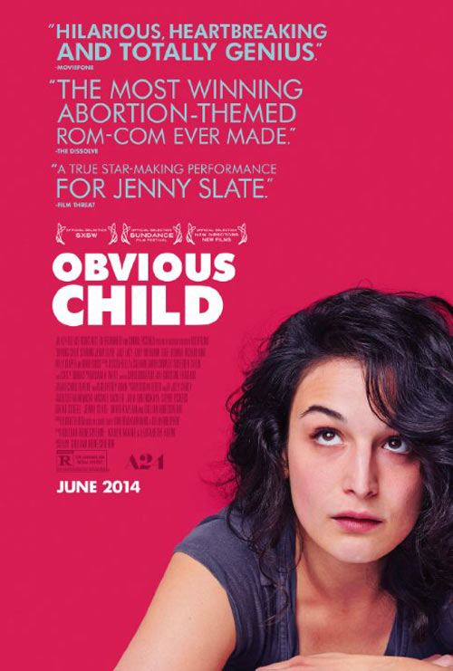 Obvious Child Poster #1