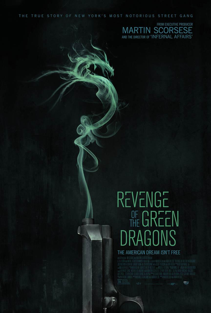 Revenge of the Green Dragons Poster #1