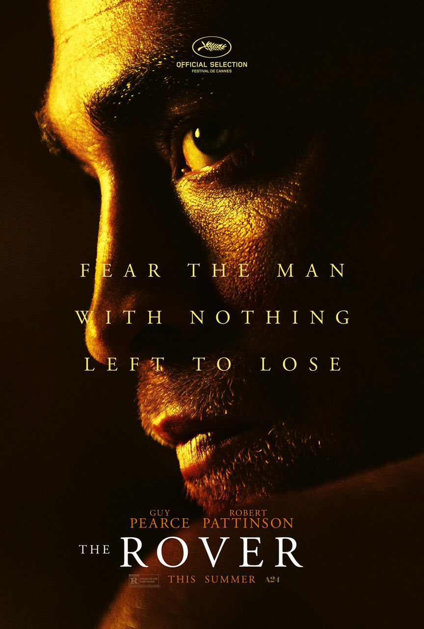 The Rover Poster #3