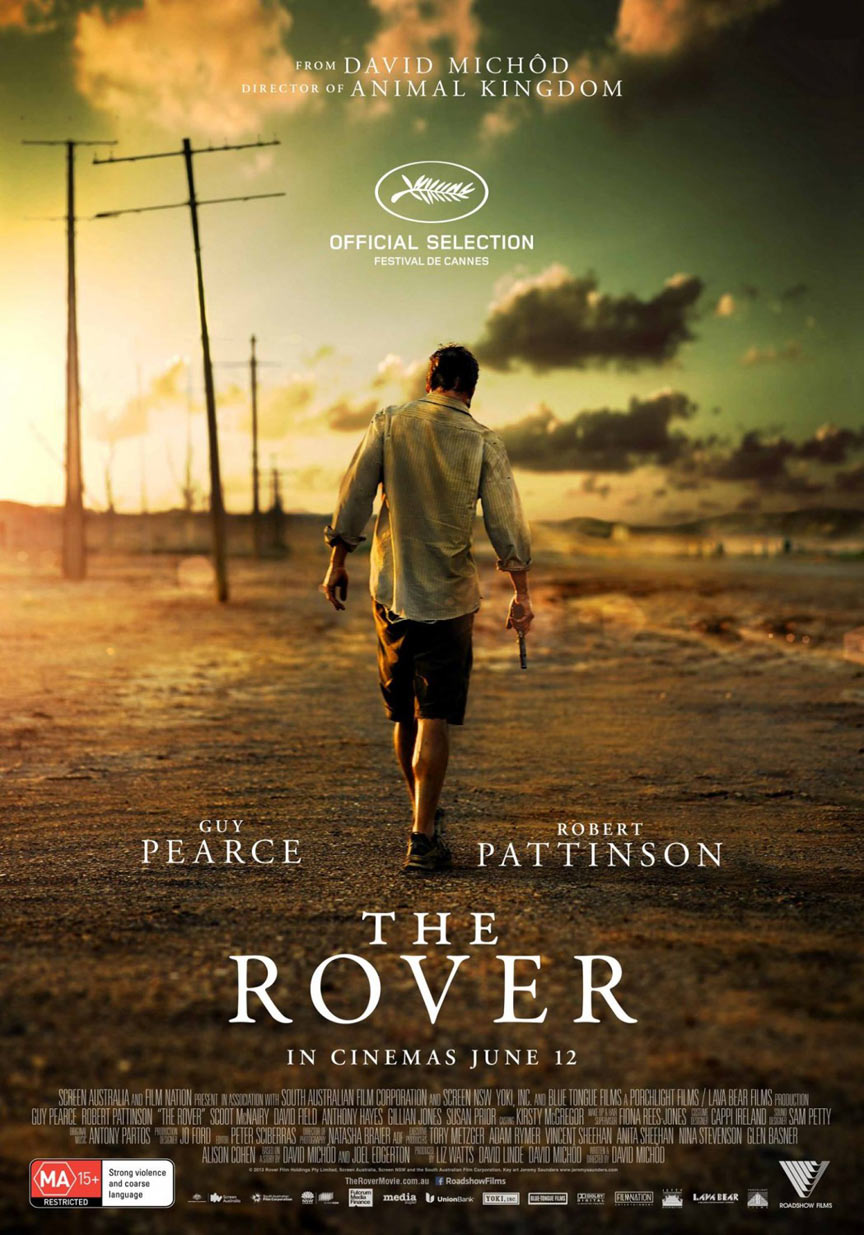 The Rover Poster #4