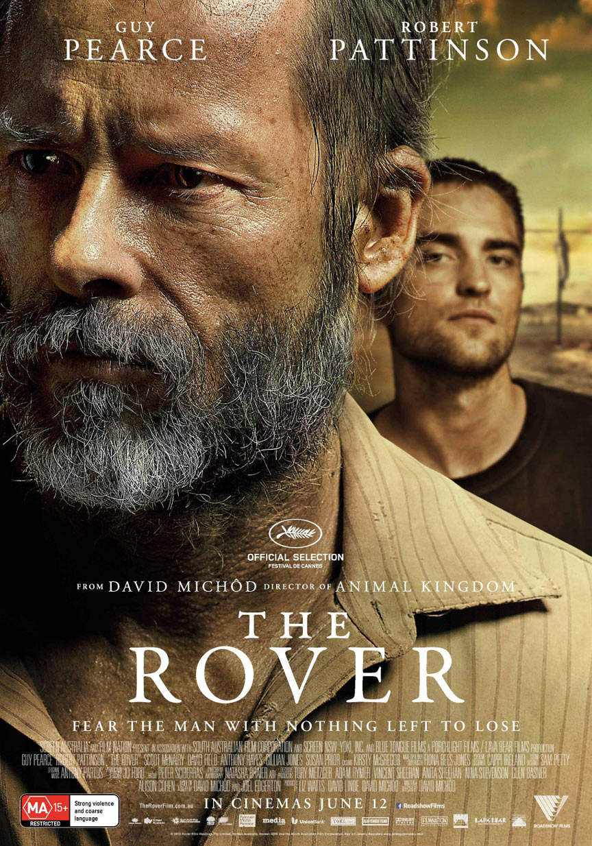 The Rover Poster #5
