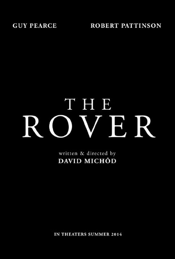 The Rover Poster #1