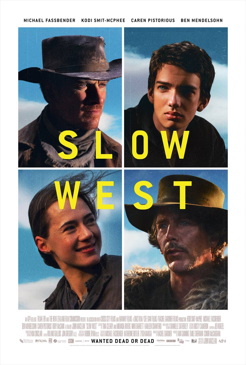 Slow West Poster #2