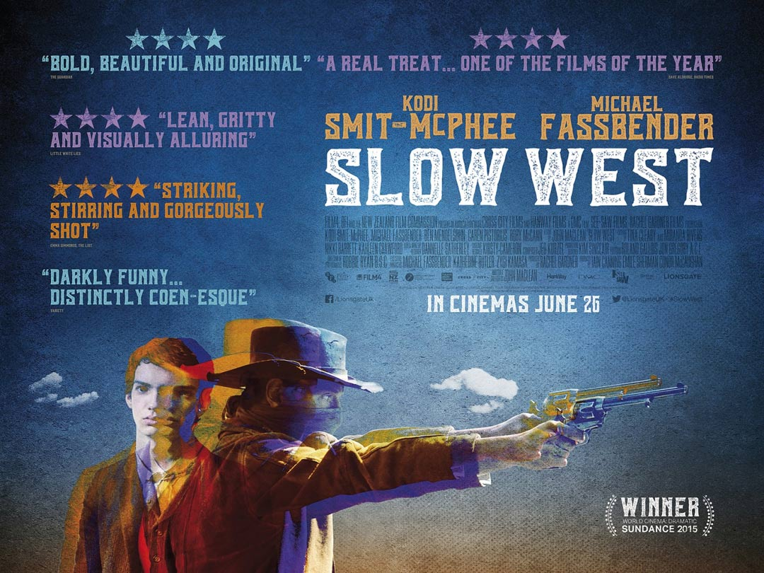 Slow West Poster #4
