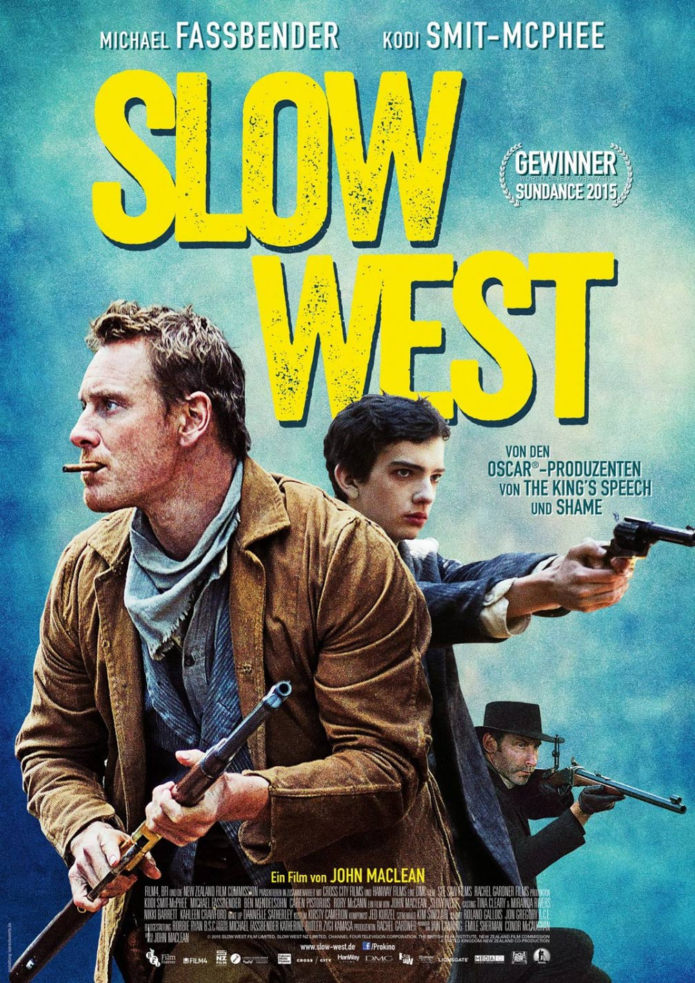 Slow West Poster #5
