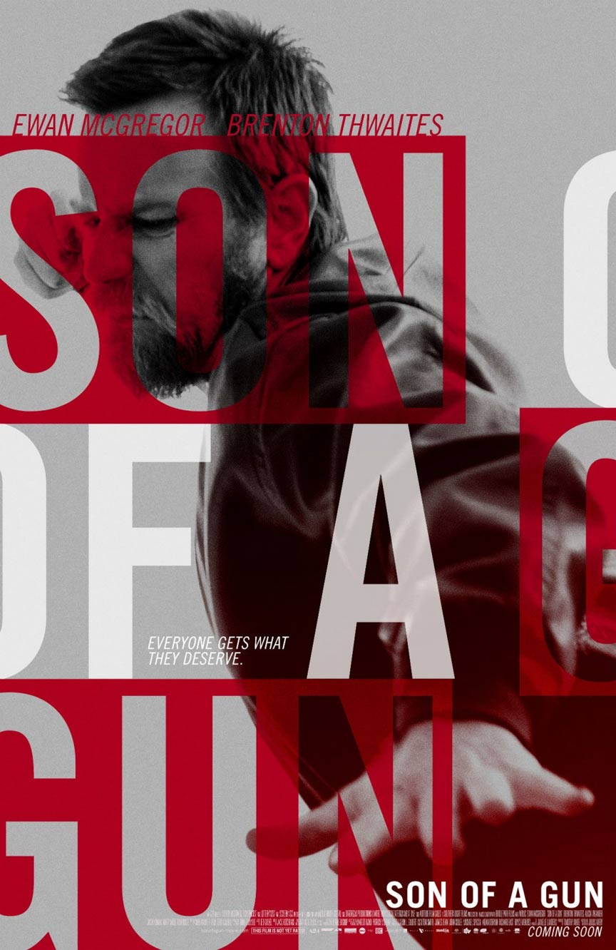 Son of a Gun Poster #3