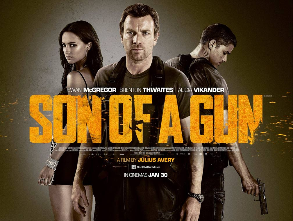 Son of a Gun Poster #5