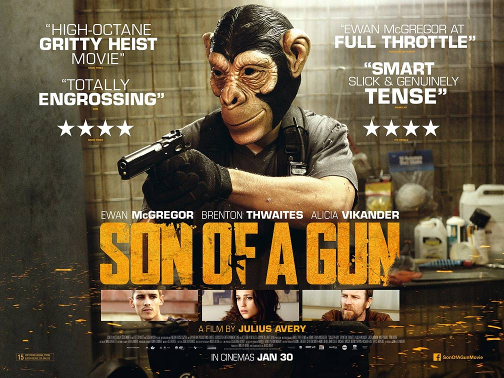 Son of a Gun Poster #6
